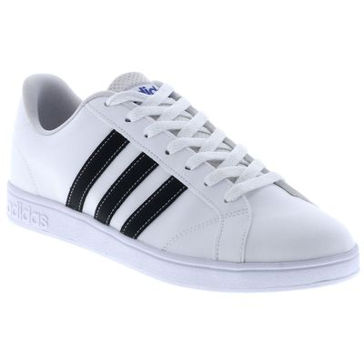 3bb81b22835 Tênis Adidas Advantage VS Branco Masculino Branco - Gaston - Paqueta ...