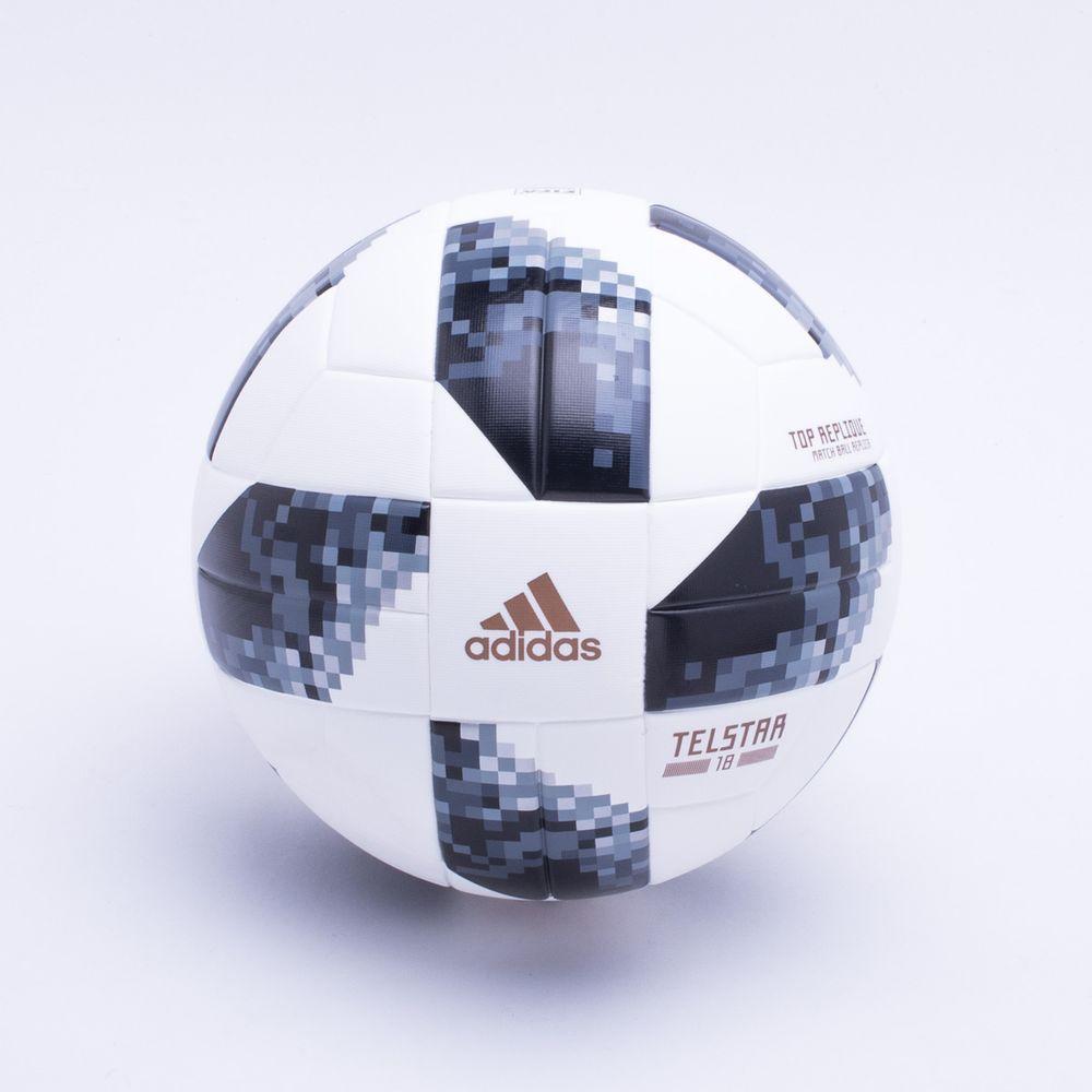 Bola Futebol Campo Adidas Copa do Mundo Rússia 2018 - Único 60236a2cde46c