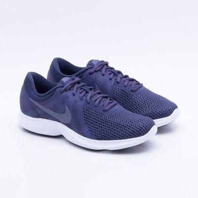 ebfd7c3087 Tênis Nike Revolution 4 Masculino Azul - Gaston - Paqueta Esportes