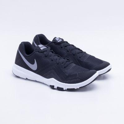 a0d1a9a5c3 Tênis Nike Flex Control II Masculino Preto e Branco - Gaston ...