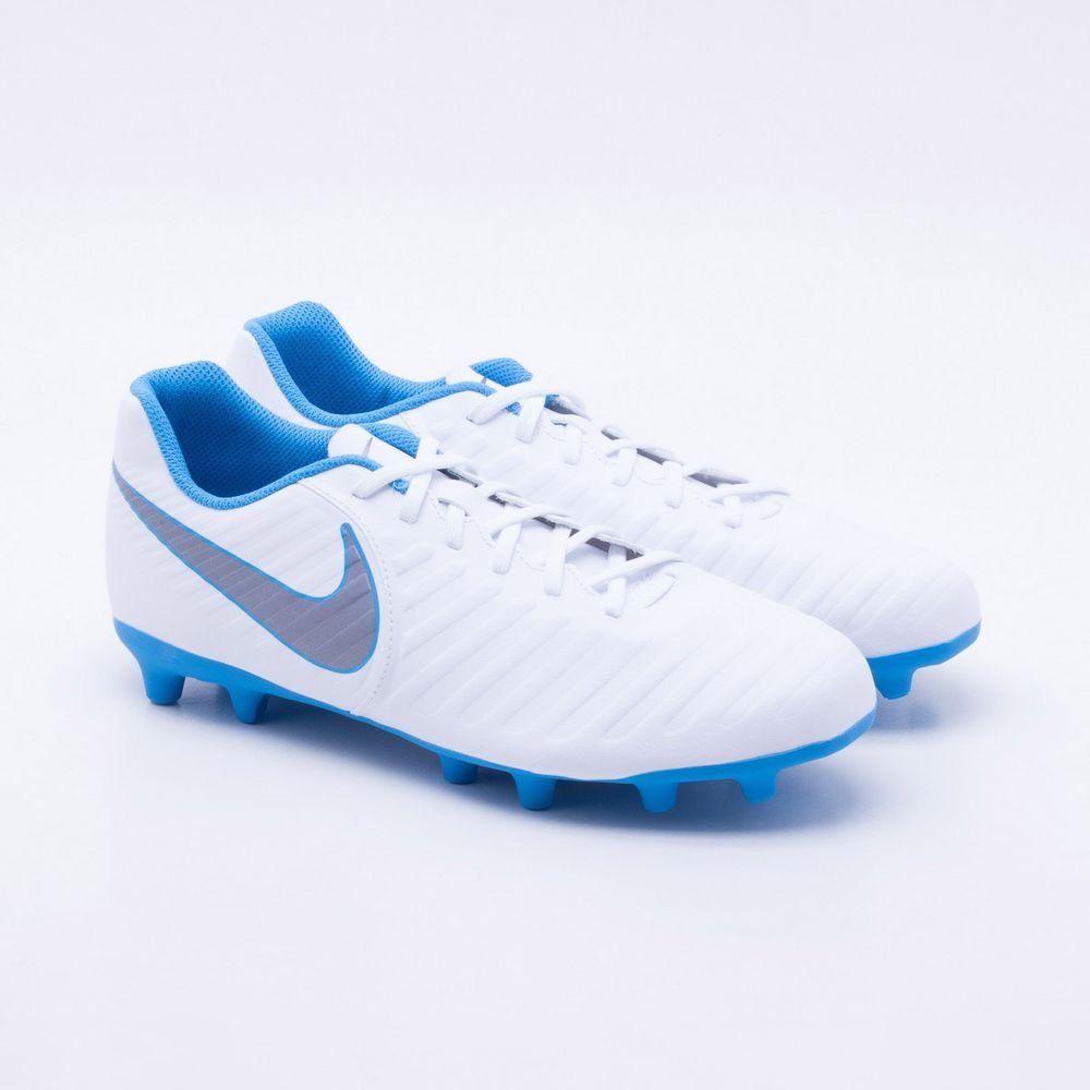 e58b6e8a34 Chuteira Campo Nike Tiempo Legend 7 Club FG