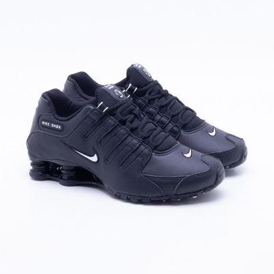 c19446cee98 Tênis Nike Shox NZ EU Preto Masculino Preto - Gaston - Paqueta Esportes