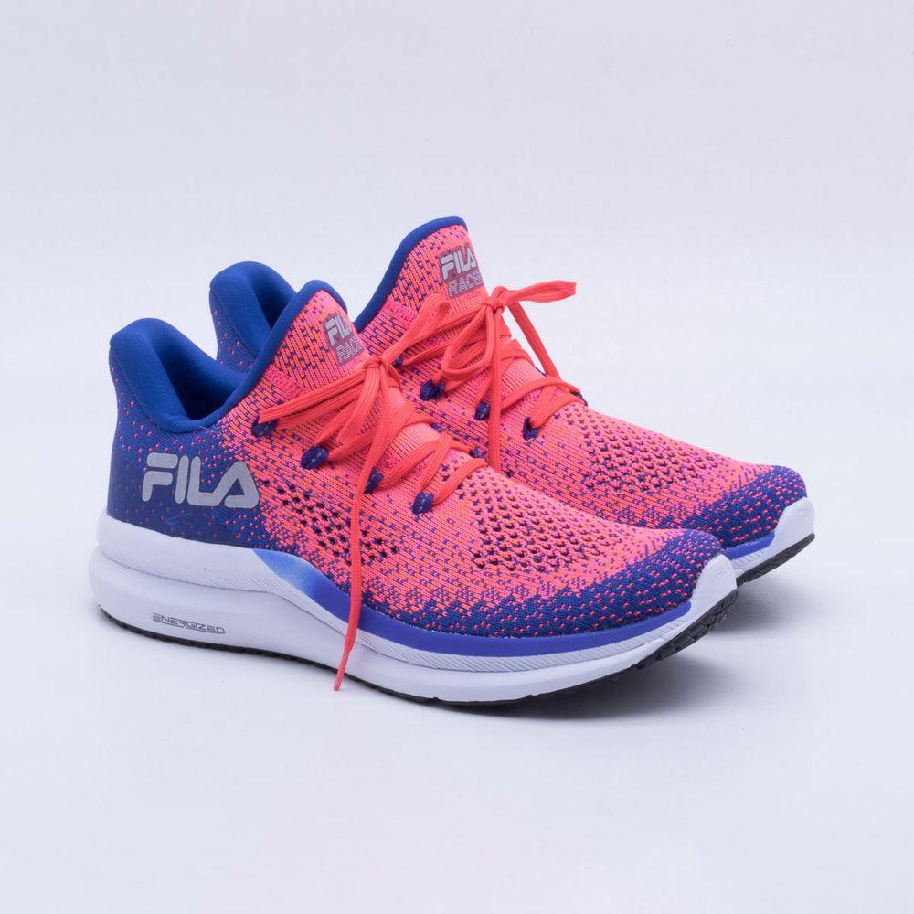 Tênis Fila Racer Knit Energized Feminino ba90ae9c068ad