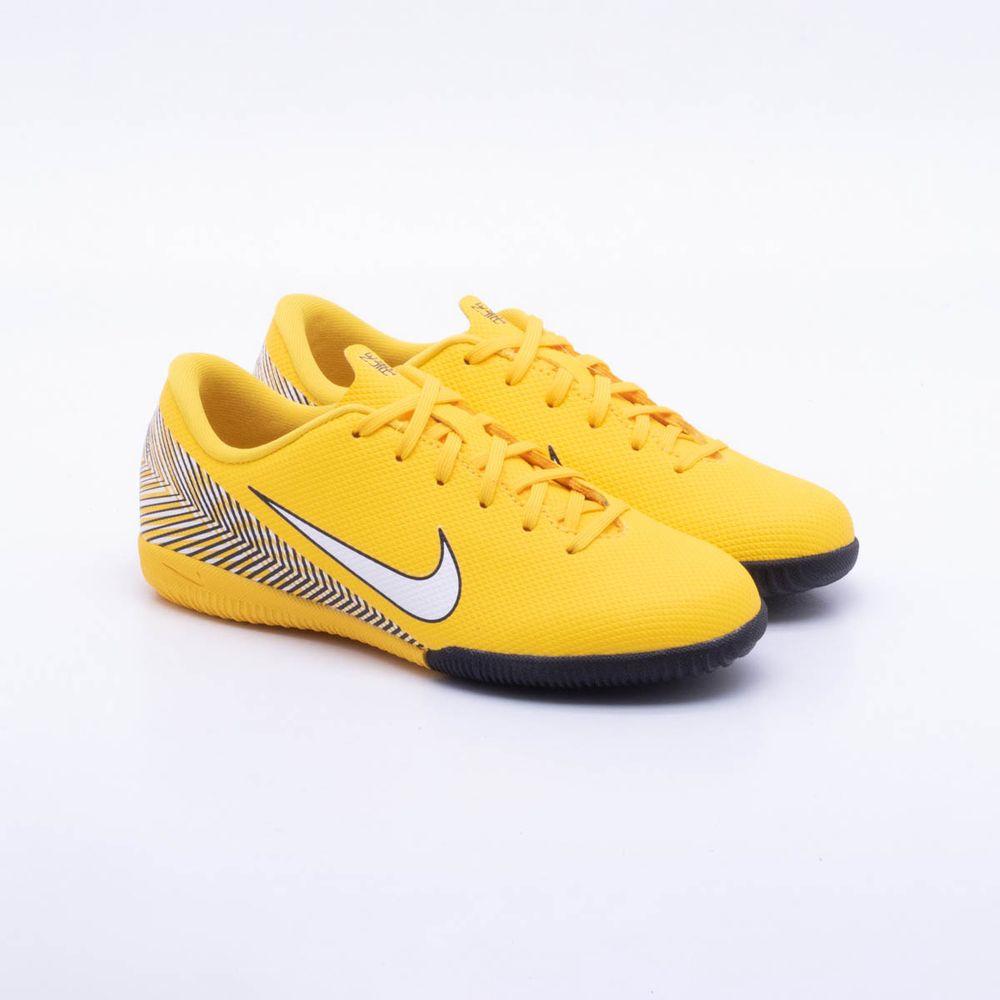 8e7adcfe43 Chuteira Futsal Nike Mercurial Vapor XII Academy Neymar Infantil IC
