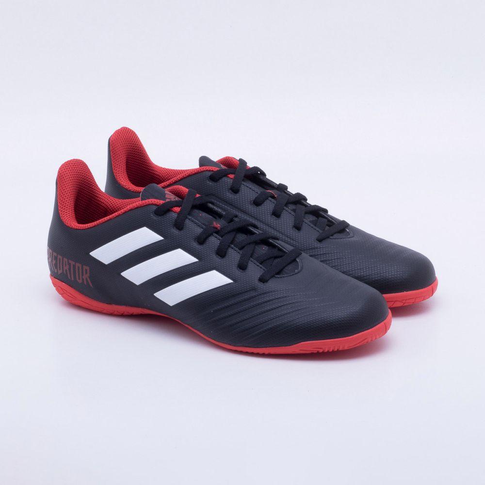 Chuteira Futsal Adidas Predator Tango 18.4 IC c52b08e472f3a