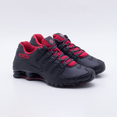 be8246e665 Tênis Nike Shox Nz Se Masculino Preto - Gaston - Paqueta Esportes