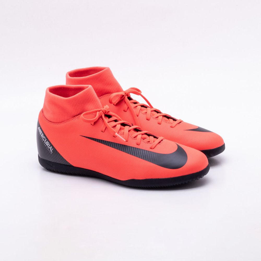 3a5105f8b7a Chuteira Futsal Nike Mercurial CR7 Superfly 6 Club IC