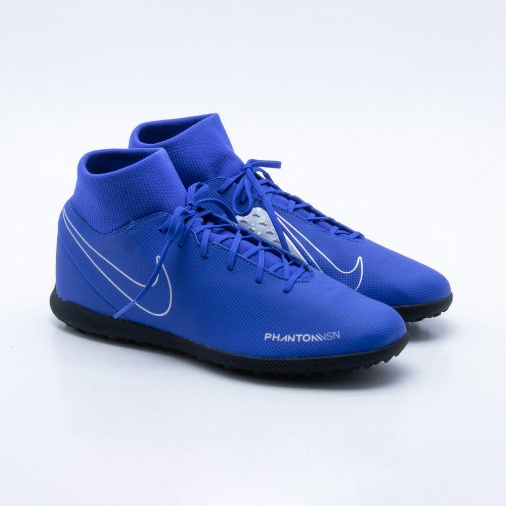 39aa401645 Chuteira Society Nike PhantonX Vision Club DF TF