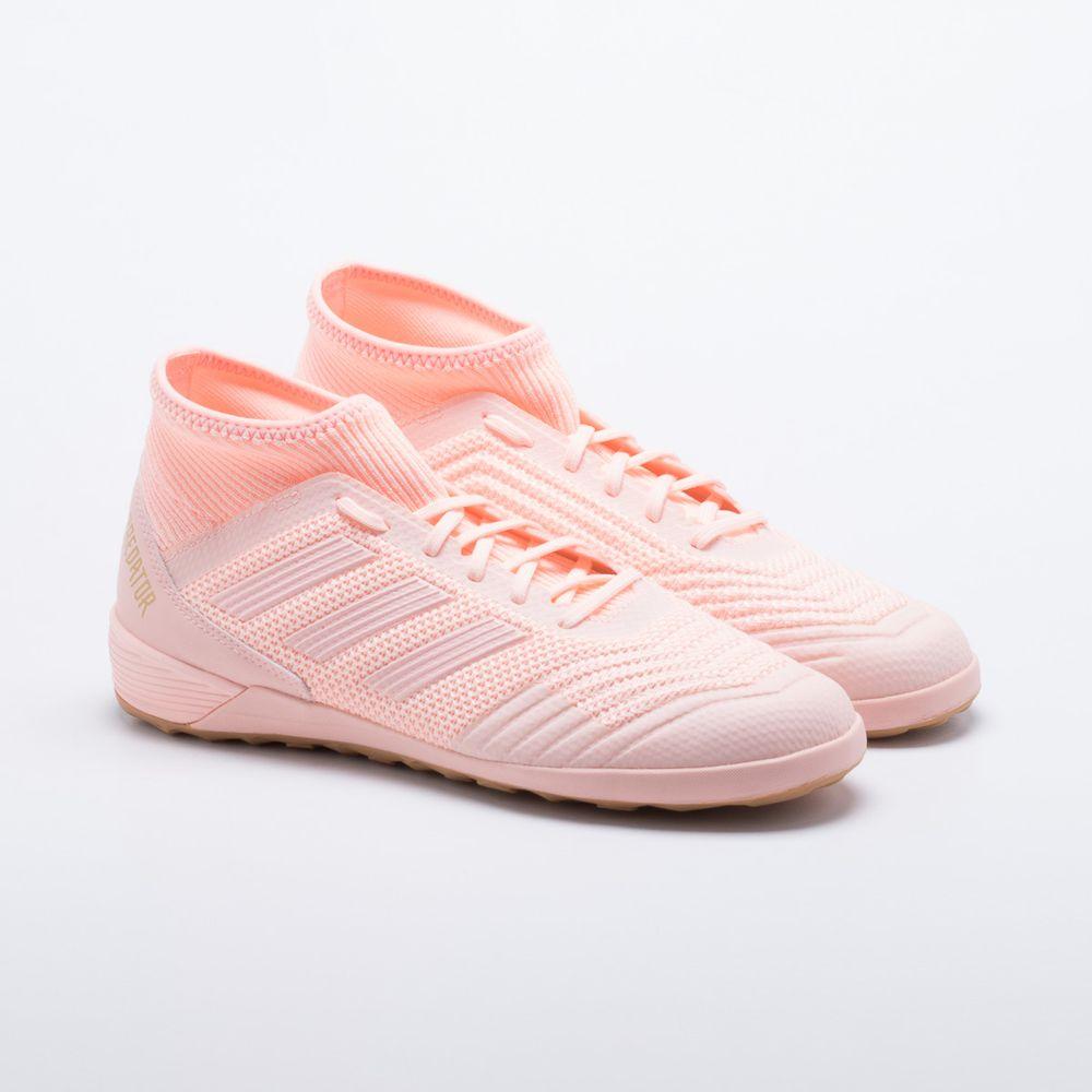 Chuteira Futsal Adidas Predator Tango 18.3 IC a92a53d0026b3