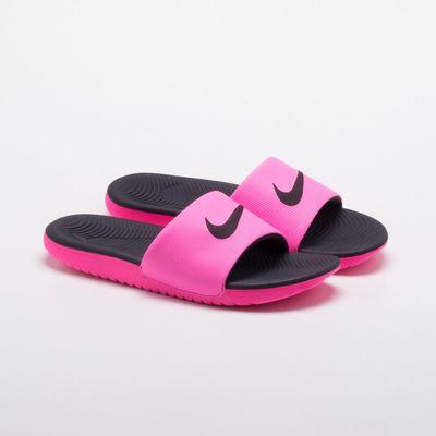 5f0fdbf5b Slide Nike Kawa Rosa Feminino Rosa - Gaston - Paqueta Esportes