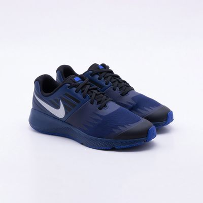 4d19281649cd4 Tênis Nike Infantil Star Runner RFL GS Azul - Gaston - Paqueta Esportes