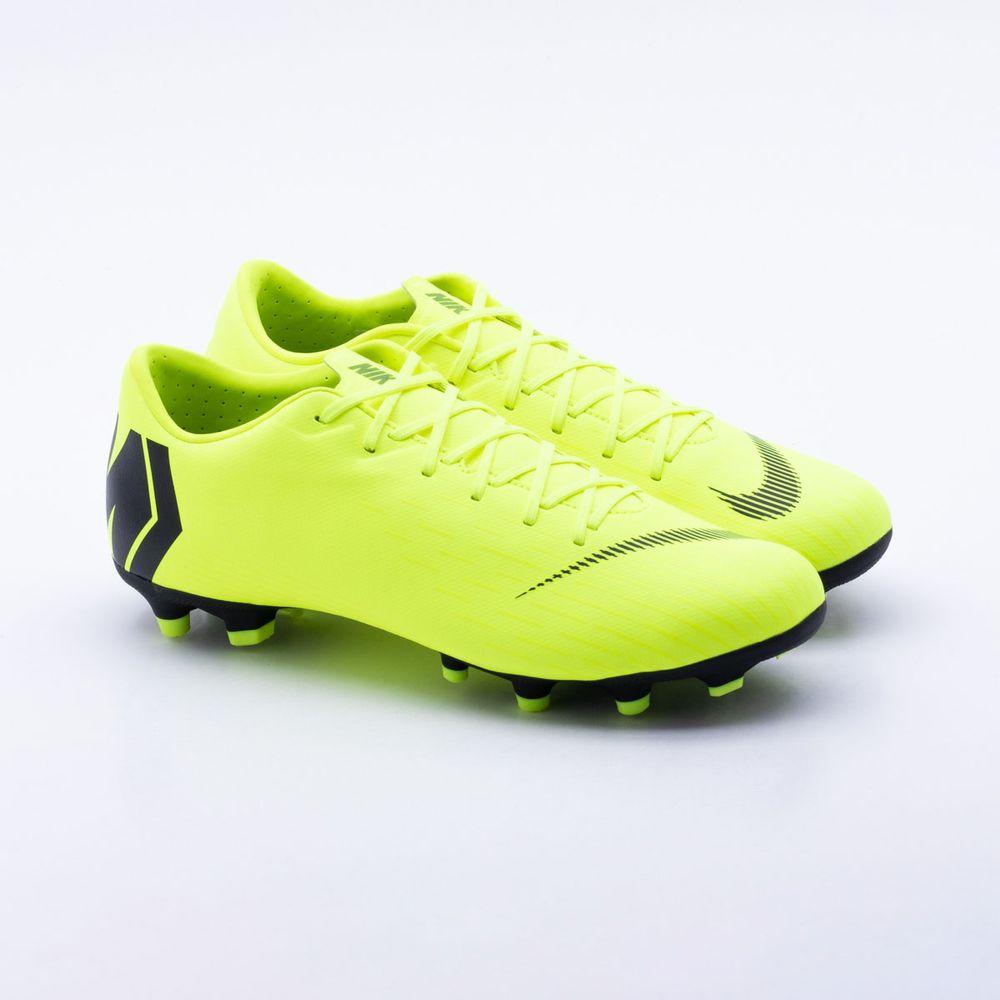 Chuteira Campo Nike Mercurial Vapor XII Academy 6ce44ac9ca244