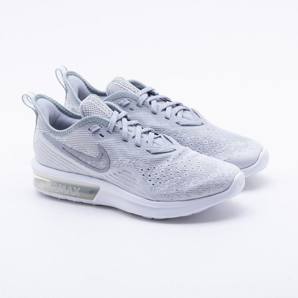 45a1cca998 Tênis Nike Air Max Sequent 4 Feminino