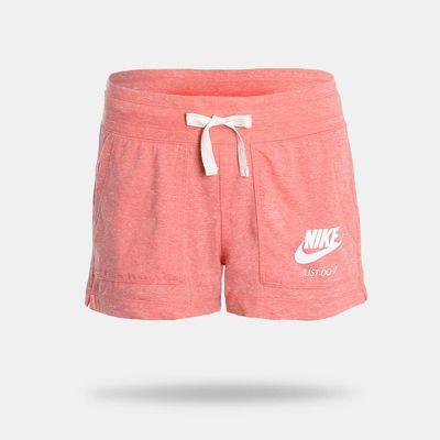 591c6a1683f Short Nike Sportswear Gym Vintage Coral Feminino Coral - Gaston ...