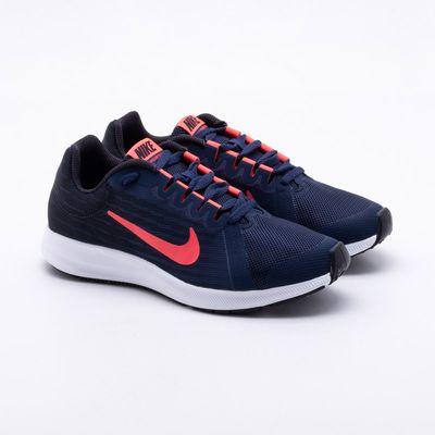 56649f38954 Tênis Nike Downshifter 8 Marinho Infantil Marinho - Gaston - Paqueta ...