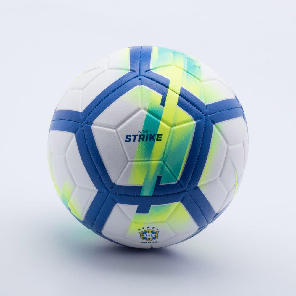 Bola Futebol Campo Nike CBF Strike - Único 0789fb28f2d73