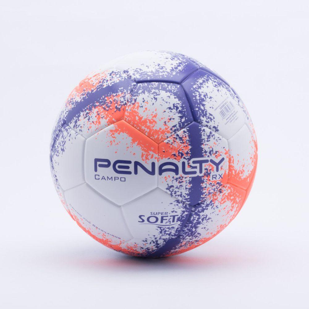 Bola Futebol Campo Penalty RX 500 R3 VIII - Único 5ac959b6beb2a