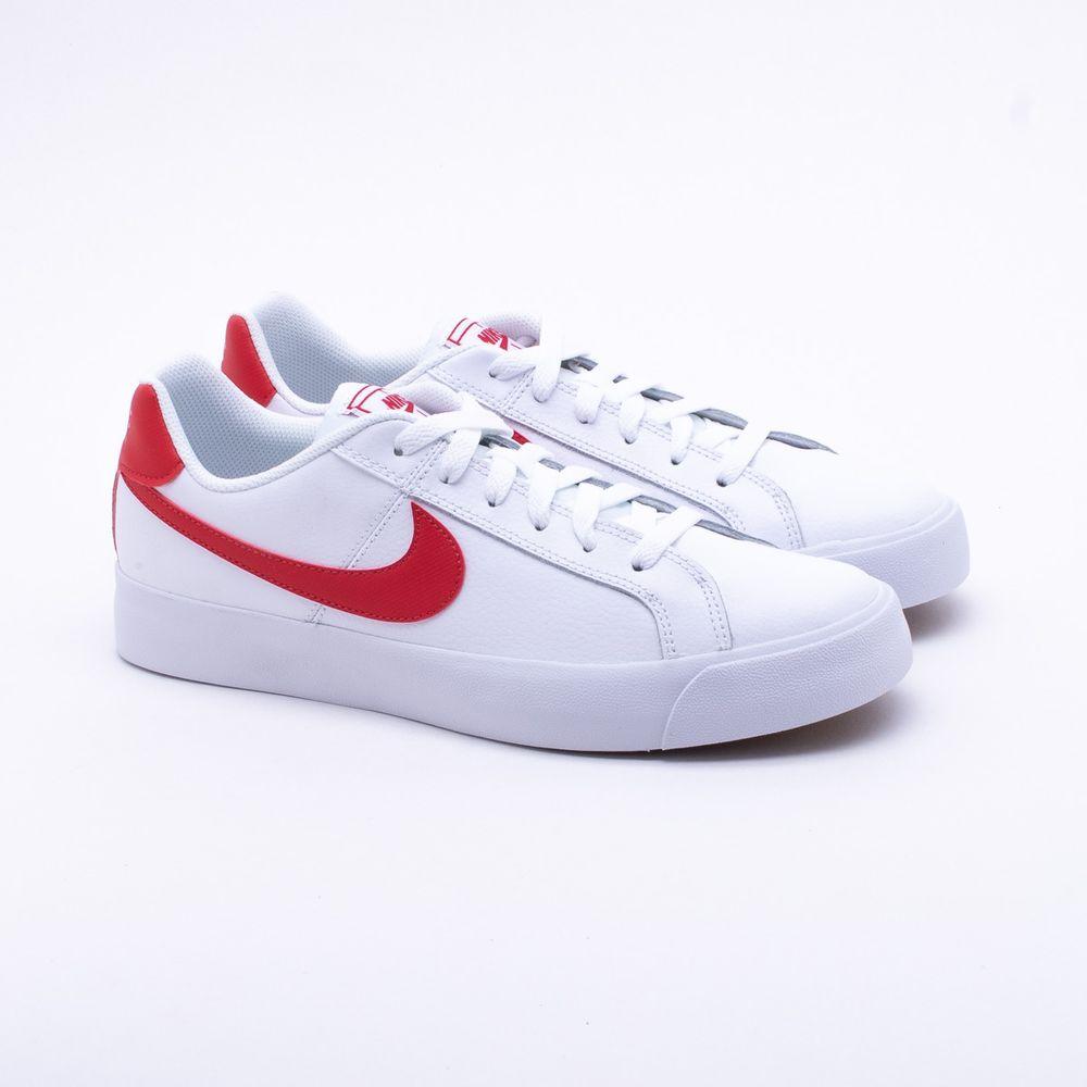 4923aa56338 Tênis Nike Court Royale AC Branco Masculino