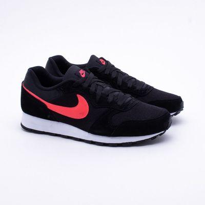 Tênis Nike MD Runner 2 Preto Masculino Preto e Vermelho - Gaston ... 16ed7a7b5e1f1