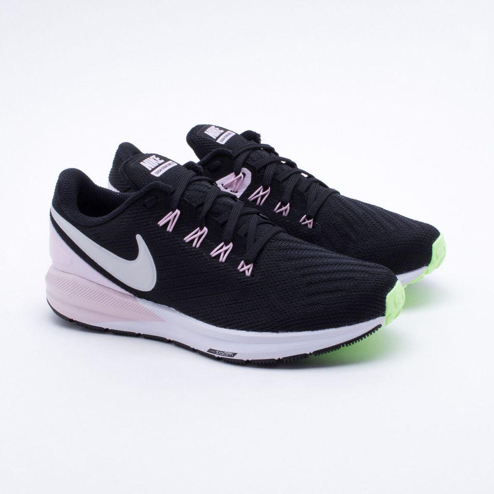 Tênis Nike Air Zoom Structure 22 Feminino 9ec16b3aa1cd3
