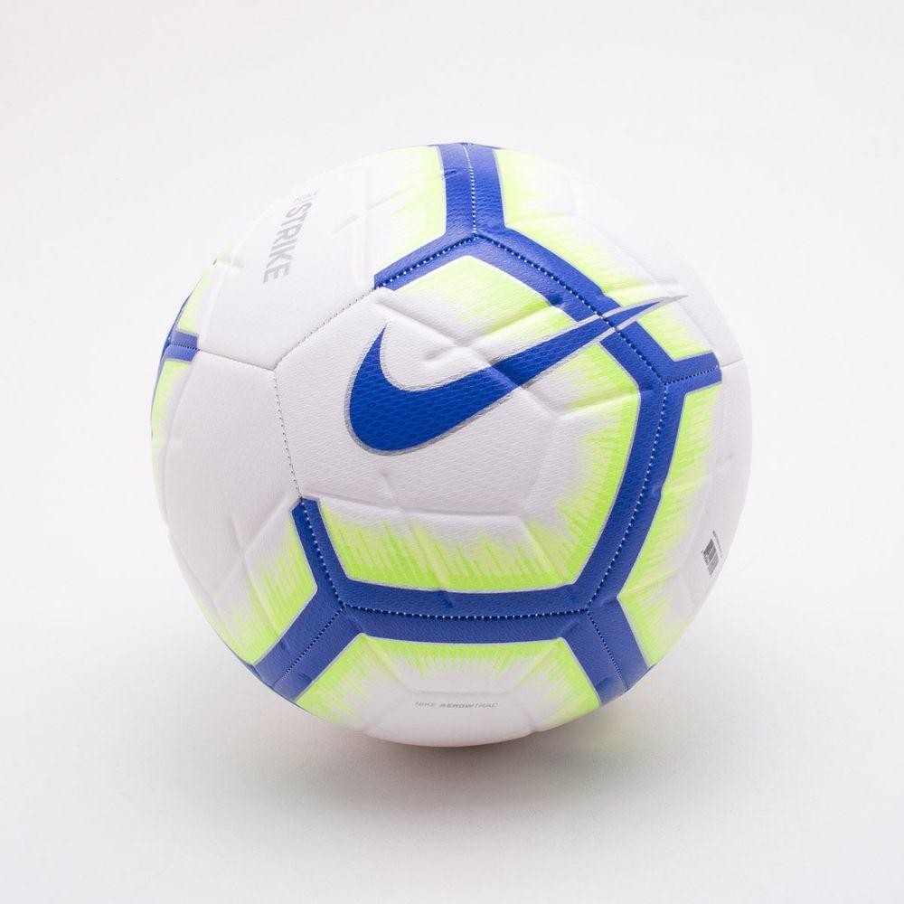 Bola Futebol Campo Nike Brasil Strike - Único 499c825c604ed
