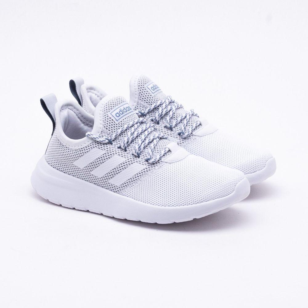 010b9853d01 Tênis Adidas Lite Racer Reb Branco Feminino
