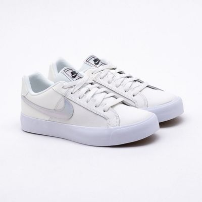 7cc53be369 Tênis Nike Court Royale Branco Feminino Branco - Gaston - Paqueta ...