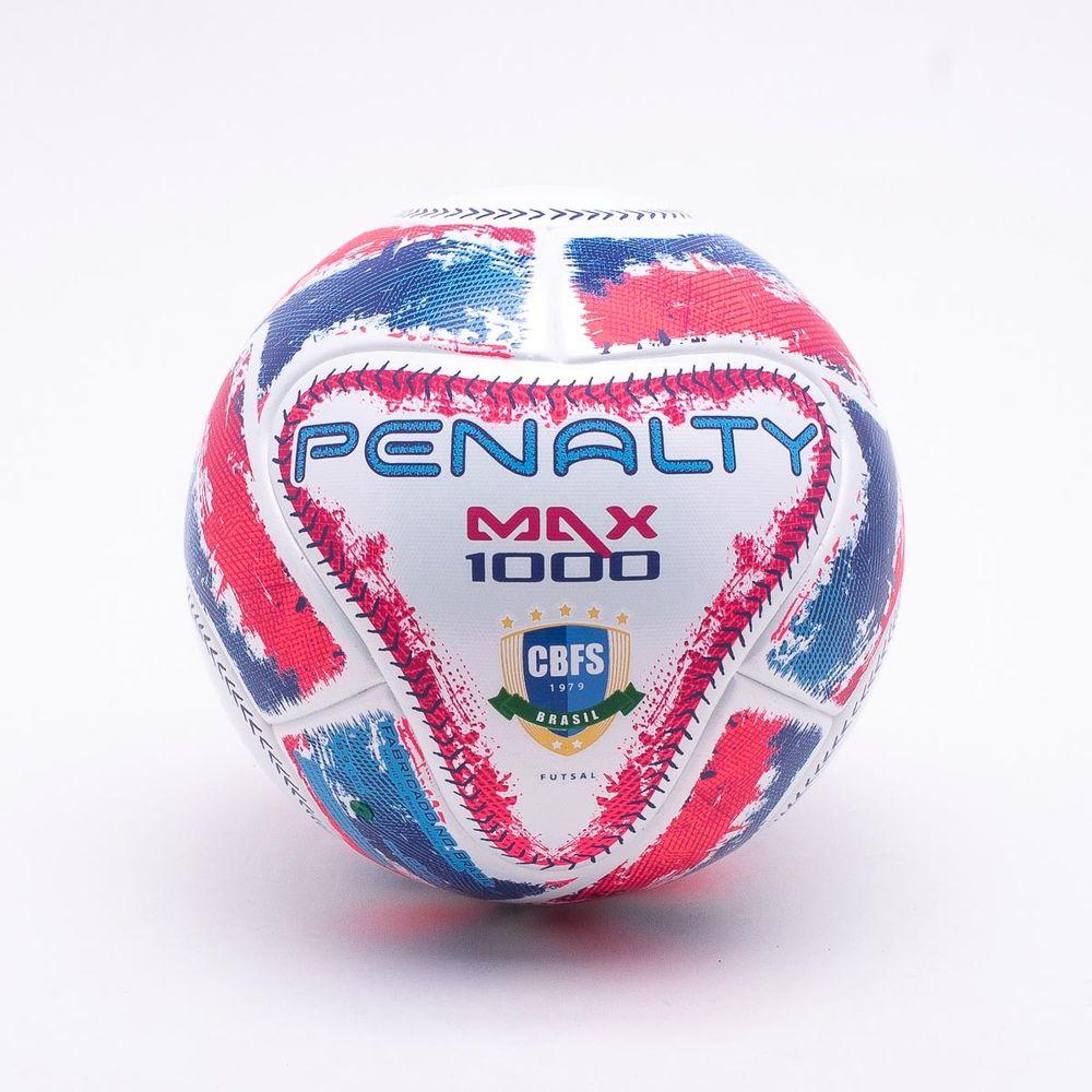 64c1221e7 Bola Futsal Penalty Max 1000IX - Único