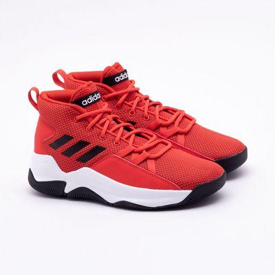 b0b95388c86 Tênis Adidas Streetfire Masculino Vermelho - Gaston - Paqueta Esportes