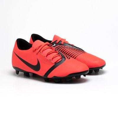 89291885d9 Chuteira Campo Nike Phantom Venom Club FG MG Vermelho e Preto ...