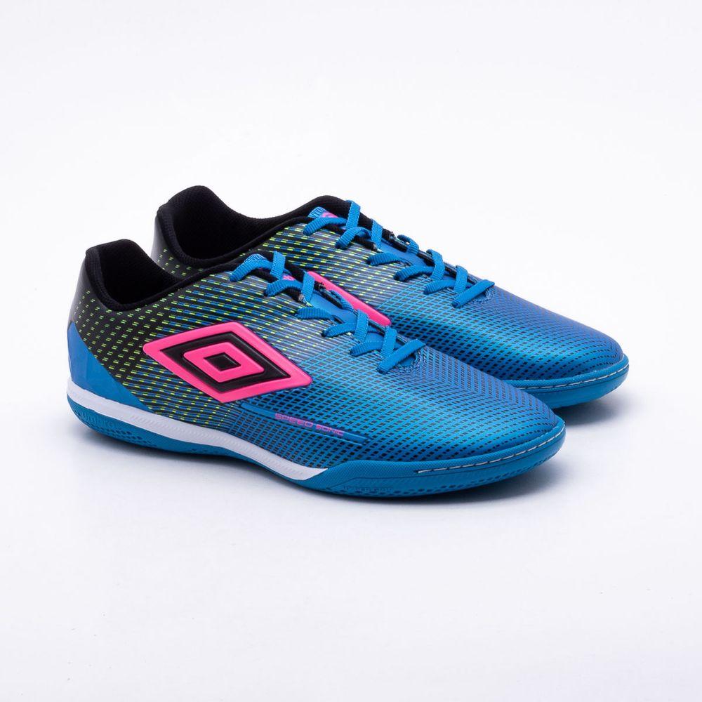 e157395356 Chuteira Futsal Umbro Indoor Speed Sonic
