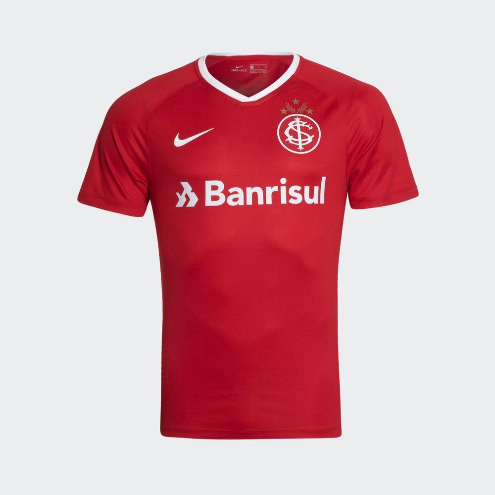 e72952a2b Camisa Nike Internacional 2019 I Torcedor Estádio Vermelha Masculina